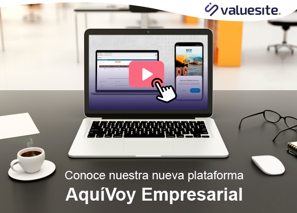 Conoce Nuestra nueva Plataforma Empresarial | Valuesite